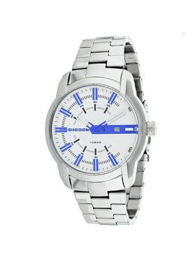 Diesel Men's Armbar Watch Quartz Mineral Crystal DZ1852