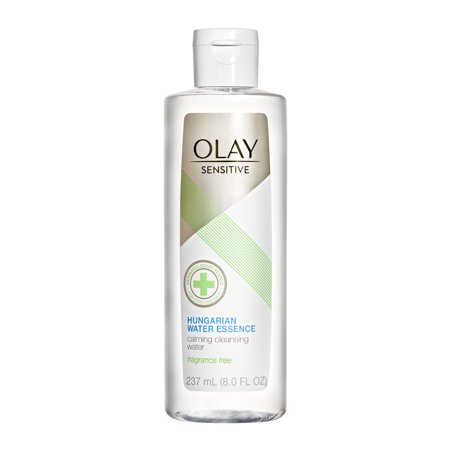 Calming Cleansing Solution (Olay Sensitive Calming Cleansing Water, Fragrance-Free, 8 oz)