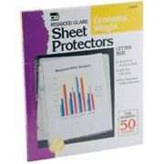 Charles Leonard Chl48145 Top Loading Sheet Protectors Clear