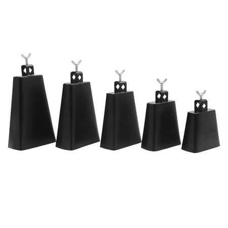 4/5/6/7/8 Inch Metal Steel Cattlebell Cowbell Personalized Cow Bell Percussion Instruments 4 inch](Personalized Cowbells)
