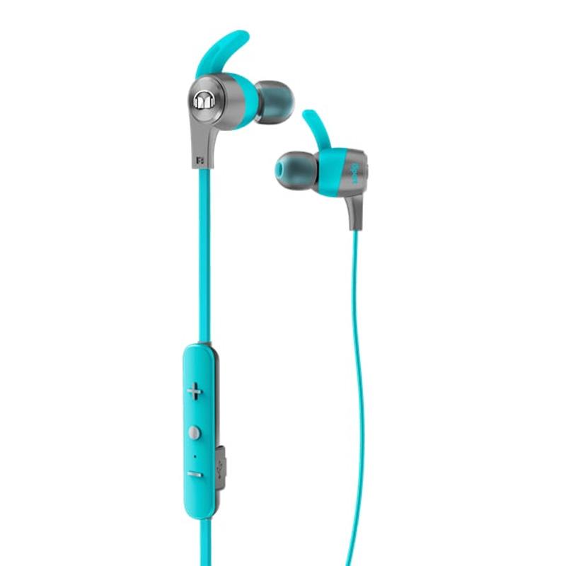Monster iSport Achieve In-Ear Wireless Headphones Blue 137090-00