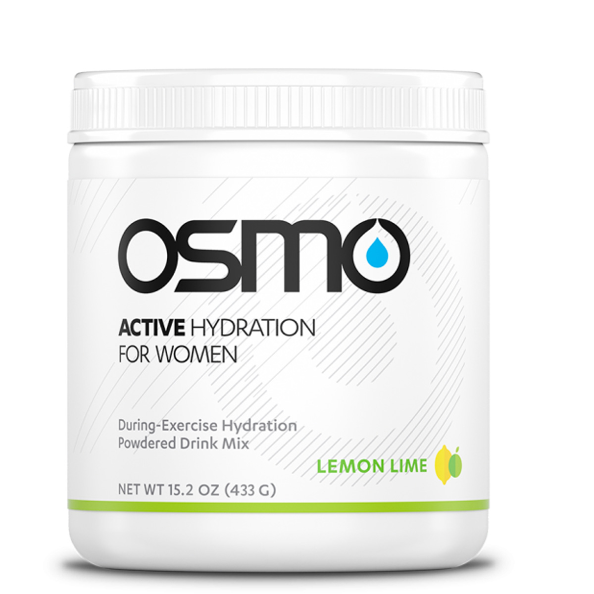 Osmo OSMO - Active Hydration for Women (40 Serv Tub) - Lemon Lime