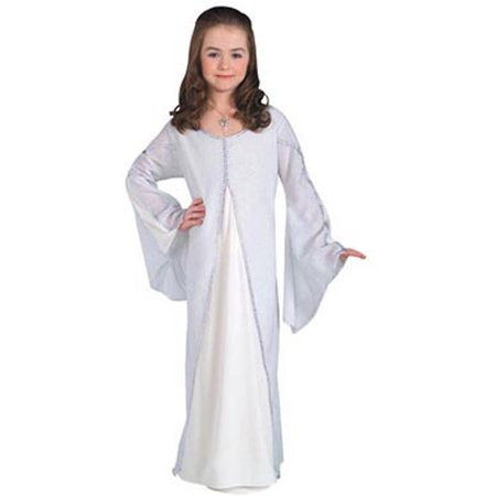 Child Queen Arwen Costume Rubies 38829, Large