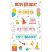 Mrs. Grossman's Stickers, Birthday Party