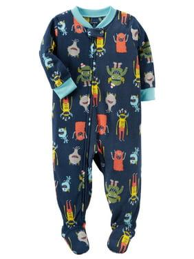 2f768032a2f0 Carter s Toddler Boys Pajamas   Robes - Walmart.com