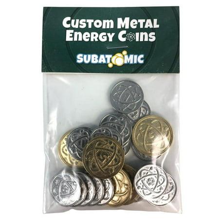 Subatomic: Metal Energy Coin Genius Games GOT5007 - Coin Dozer Halloween Game