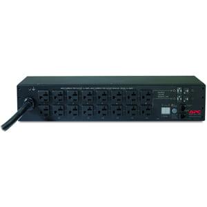 APC AP7802 APC Metered Rack 1.92kVA PDU - 16 x NEMA 5-20R...