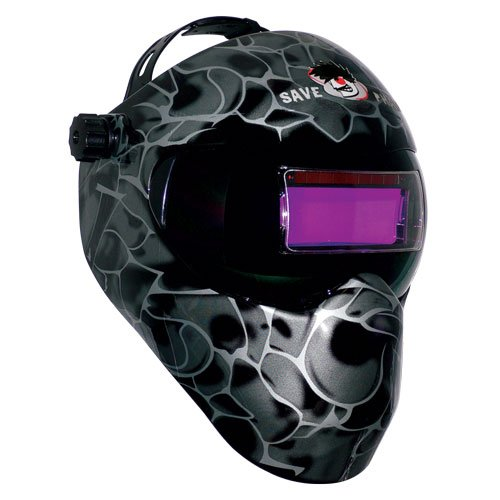Efp Helmet Gen X Black Asp
