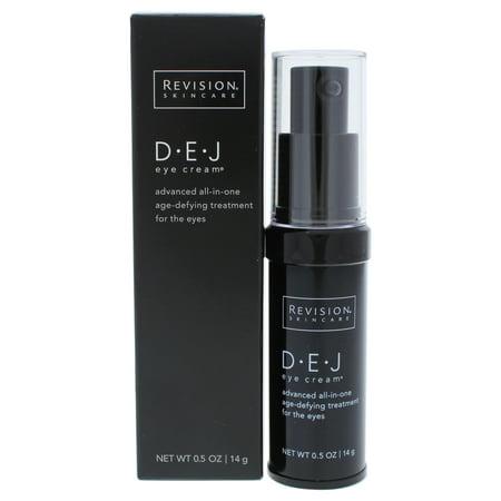 - Revision D.E.J Eye Cream With Pump, 0.5 Oz