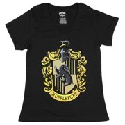 Hufflepuff Crest Girls T-Shirt