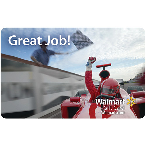 Achievement Walmart Gift Card