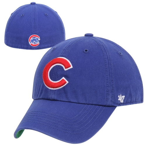 Chicago Cubs '47 Game Franchise Fitted Hat - Royal
