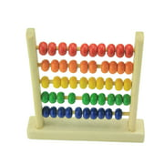 PIXNONE Small Abacus Educational Toy For Kids Children's Wooden Early Learning Toy