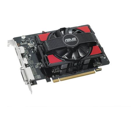 Asus R7250-1Gd5-V2 Graphics Card - R7250-1GD5-V2