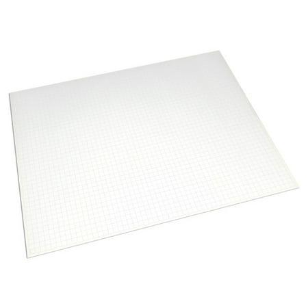 """Ghostline® Large Foam Board, White, 22"""" x 28"""", 1 Sheet"""