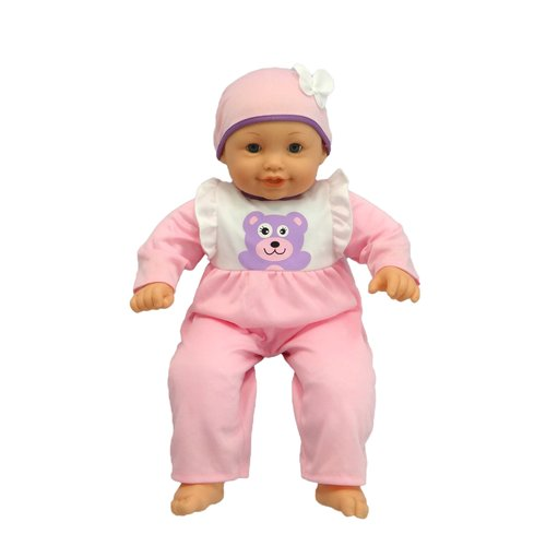 My Sweet Love Cuddly Baby Doll - Assorted (Colors May Vary)