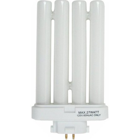 Home Concept Inc 27W Frosted Fluorescent Light (Inside Frosted Light Bulb)
