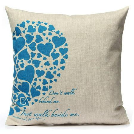 lover pillow cover - image 5 de 5