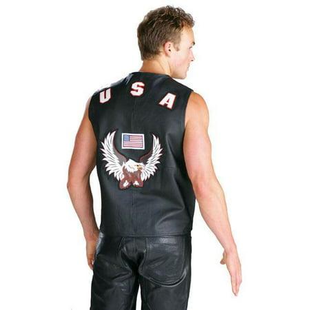 USA Leather Men