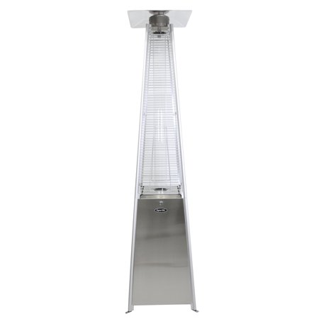 Dyna Glo DGPH302SS 42,000 BTU Stainless Steel Pyramid Flame Patio
