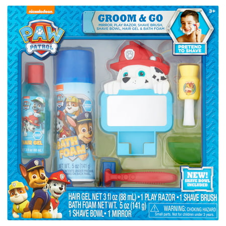 nickelodeon paw patrol groom go kit 3 - Inventory Checker