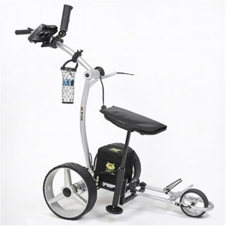 bat caddy x4r electric motorized golf bag cart