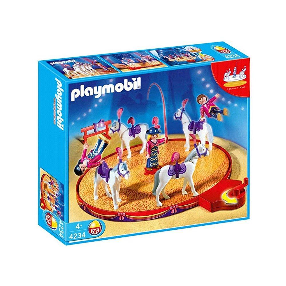 Playmobil circus horse act