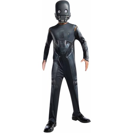 Star Wars Rogue One K2S0 Droid Child's Costume, Small (4-6)](Droid Costume)