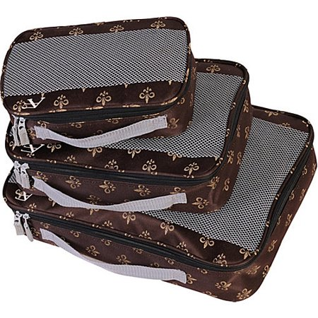 American Flyer Fleur de Lis 3 Piece Packing Set