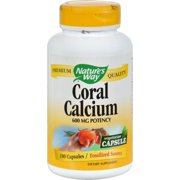 Best Coral Calcia - Nature's Way Coral Calcium With 73 Trace Minerals Review