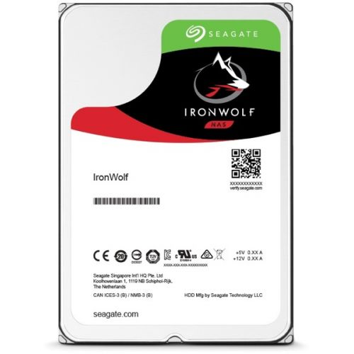 IronWolf NAS HDD 4TB