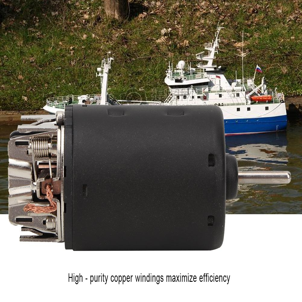 carbon brush 540 brushed motor 19T for rc hobby model car boat 1//10 crawler