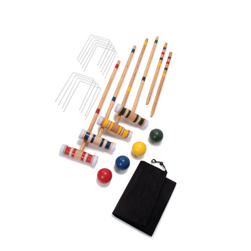 Eastpoint 4-Player Croquet Set
