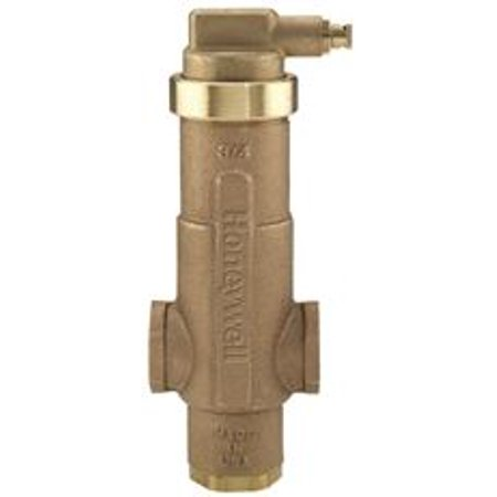 Honeywell Pv075S Hydronic Air Vent, 3/4 In. Sweat