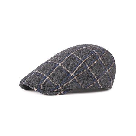 Men Winter Warm Cap Gatsby Beret Warmer Hats Golf Driving Flat Cabbie Newsboy - Gatsby Outfit For Men