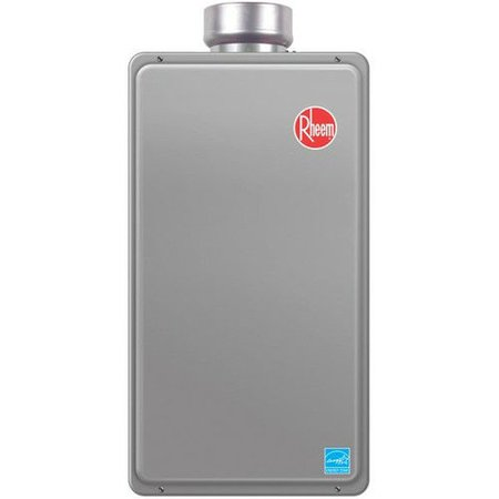 Rheem Rtg 64dvlp 1 Direct Vent Liquid Propane Tankless Water Heater For 1 2 Bathroom Homes