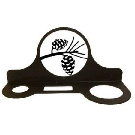 Village Wrought Iron HD-38 Butterfly - Hair Dryer Rack