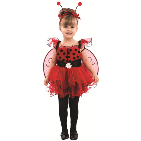 Ladybug Toddler Halloween Costume 18-24M