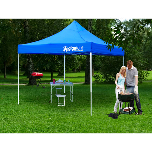 GigaTent Classic 10' x 10' Canopy, White by Generic