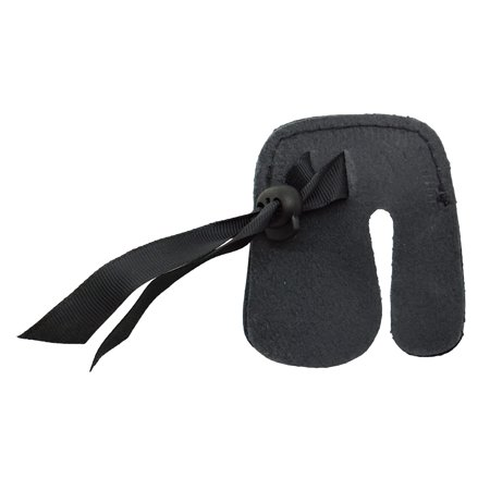 Safari Choice Archery Leather Finger Protector Tab Guard Right Hand