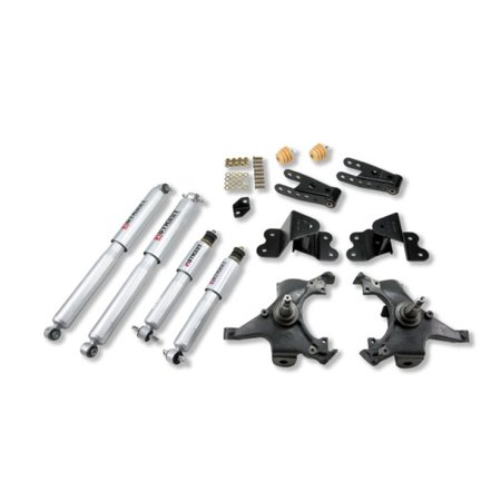Sp Auto Used (Belltech LOWERING KIT WITH SP SHOCKS)
