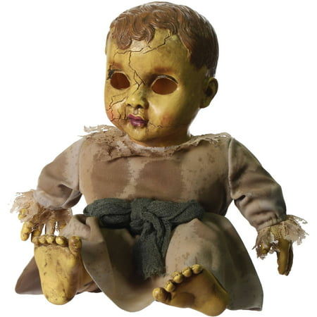 Haunted Doll with Sound Halloween Decoration