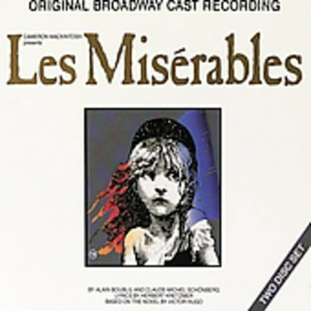 Les Miserables Soundtrack (Original Broadway Cast Recording) (Les Maquillage D'halloween)