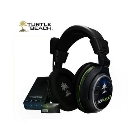 Open Box) Turtle Beach Ear Force XP400 Wireless Dolby Surround Sound ...