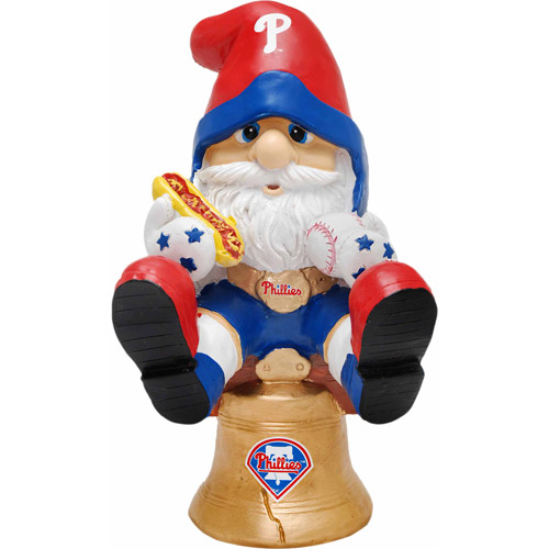 Forever Collectibles MLB Thematic Gnome Version 2, Philadelphia Phillies