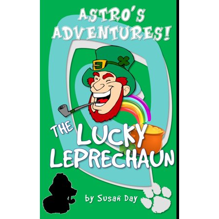 Lucky The Leprechaun (The Lucky Leprechaun: Astro's Adventures -)