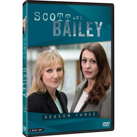Scott   Bailey  Season Three  Widescreen