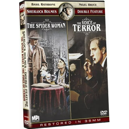 The Spider Woman / The Voice Of Terror (DVD) ()