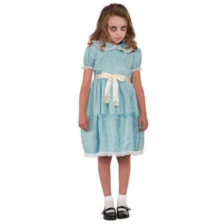 Girls Creepy Sister Costume](Halloween Costumes Creepy)