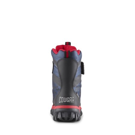 Cougar Youth Turbo 2 Pull On Boot in Navy, 6 US - image 4 de 5